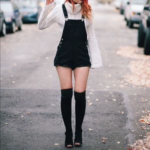Public Desire Over-the-Knee Boots